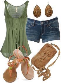 """""""vacation day 3"""" by hulahipshaker on Polyvore"""