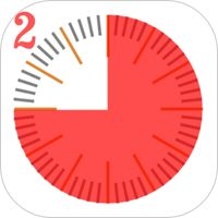 Timer+ Touch2 HD' van SixAxis LLC