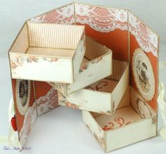 Taras Studio - magic 4 drawer box tutorial