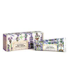 Lavender Rosemary Luxurious Hand Cream #zulily #zulilyfinds