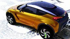 Nissan EXTREM Concept Rendering