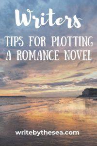 tips for plotting romance