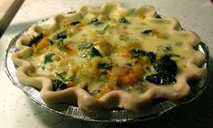 Our old roommate DC introduced me to Mollie Katzen's Enchanted Broccoli Forest , which is just a really excellent cookbook with whimsical dr. Broccoli Quiche, Carlsbad Cravings, Food Log, Quiche Recipes, Looks Yummy, Healthy Recipes, Healthy Foods, Dinner Recipes, Good Food