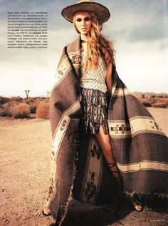 Bohemian Southwest style