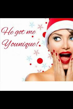 Got a secret can you keep it? Give your lady some Younique this Christmas and she will show the love back! Not sure what to get, that's where I can help! Don't be shy guys! Surprise her this year with a stocking stuffer she will love! To order go to www.YouniquebyRachelMatthews.com
