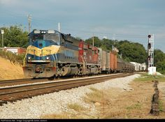 RailPictures.Net Photo: MPEX 5000 Motive Power Industries EMD SD50M-3 at Dacula, Georgia by James Jackson