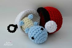 Gotta crochet 'em all!