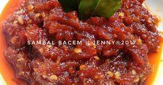 Resep Sambal Bacem favorit. Sambal ini jd andalan drumah.. pasti aja tersedia dmeja makan.. sambalnya juga tahan lama yaa soalnya direbus trs dmasak jadinya awet.. ga perlu masuk kulkas.. makannya dipaduin sma ayam goreng bumbu bacem + lalabnya kol goreng.. hmm udh deh.. kalaaapss.. cuss yuu resepnya.. Source : Mba Yene Dandelion Rice Recipes, Meatloaf, Chili, Side Dishes, Soup, Salad, Chicken, Cooking, Indonesian Food