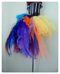 Emily wants a dress like this to dress as Kevin from Up.