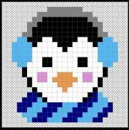 Penguin by Kimmy Vasfaret