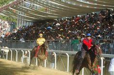 Palio di Asti - Horses race 3rd Sunday of September Asti