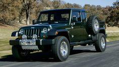 Confirman una pick up Jeep para 2017