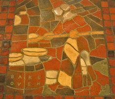Mosaic, Henry Chapman Mercer and the Moravian Pottery and Tileworks
