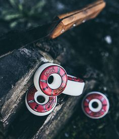 Machete Wheels