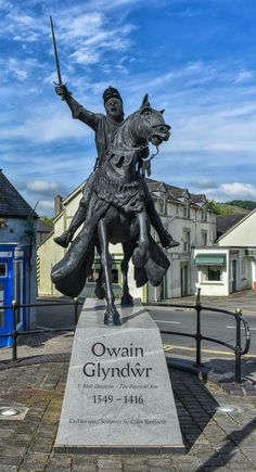 Owain Glyndwr-encadrée