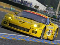 24 Hours of Le Mans and 12-Race American Le Mans Series for Corvette Racing #knfilters