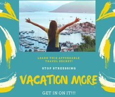 Looking way to starting saving more and make a plan to build more wealth. Learn how to vacation more and VACATION NOW! First Date Questions, This Or That Questions, Feeling Stressed, First Dates, All The Way Down, Digital Nomad, How To Run Longer, Island, Vacation