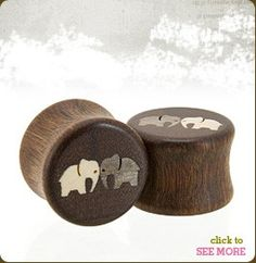 Shop Organic body jewelry   Wooden ear plugs   Ear plug, 3 shoppers have recommended it, browse similar styles, and connect with others who love it, too..