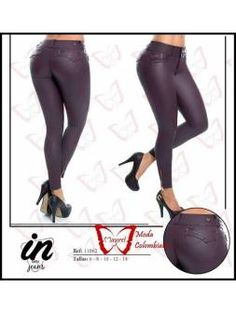 Vaquero Levanta Cola 11103 Body, Leather Pants, Fashion, Cowboys, Colors, Leather Jogger Pants, Moda, La Mode, Leather Joggers