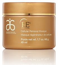 Arbonne RE9 Advanced Cellular Renewal Masque - Use 1-2 times per week at night to exfoliate your skin.   teresaromines.arbonne.com Consultant ID #19766108
