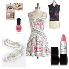 Adorable look for a Night on the Town, styled by Shantae