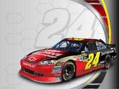 Jeff Gordon's No. 24 Drive to End Hunger Chevrolet desktop wallpaper