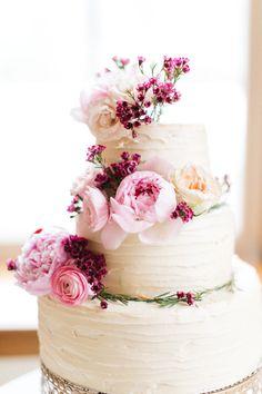 Rachael Ellen Events | Blush + Wine -- pink and berry wedding
