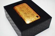gold phonecase