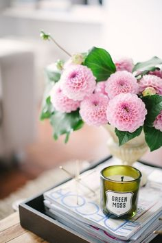 Don't forget flowers: http://www.stylemepretty.com/living/2015/09/27/jonathan-adlers-7-tricks-for-a-happy-home/: