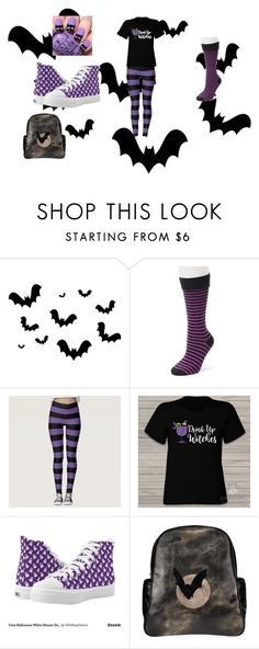 """""""Witch's Night"""" by cybersix ❤ liked on Polyvore"""