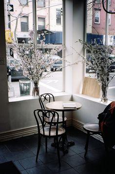 Café seat