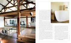 the home of designer catherine weyeneth bezencon, photographed for interiors magazine. amazing.