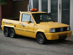 Fiat Panda 6roues ^pick up