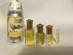 Black Oud Oil Perfume Surrati all sizes available CPO Blend Rose Oudh Montale #Surrati