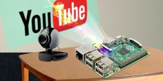 Live Stream to YouTube With a Raspberry Pi #DIY #tech