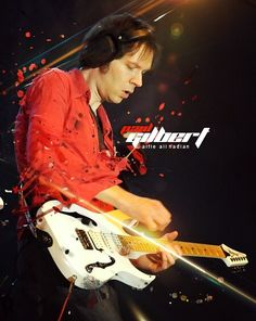 Paul Gilbert Paul Gilbert, Progressive Rock, Masters, Guitars, Bands, Artists, Inspired, Big, Movies
