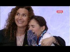 Evgenia MEDVEDEVA FS - 2016 European Championsips