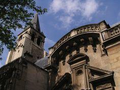 Saint Germain-des-Pres, Paris, France