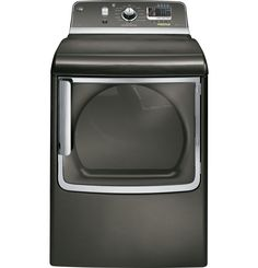GTDS855EDMC | GE® 7.8 cu. ft. capacity electric dryer with stainless steel drum and Steam | GE Appliances