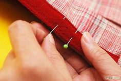 just in case..  How to Sew a Hand Stitched Buttonhole: 5 Steps - wikiHow