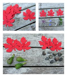 Numbers in Nature: great ideas for spicing up your math curriculum with the beauty of autumn! Adaptable to many levels, e.g. find this many, add and find this many, add and find 10 more than the total, etc.( great idea to incorporate nature in to math would be a great activity. -Dalyce)