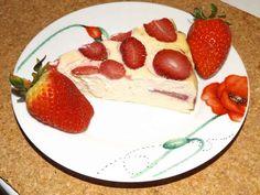 Tvarohová torta bez cukru a múky