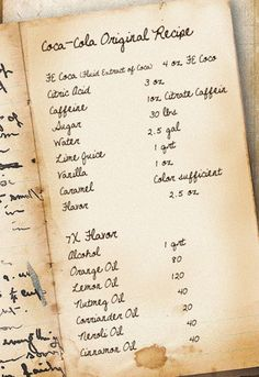 The saga began in when John S. Pemberton developed the original recipe for Coke. Pepsi, Vintage Advertisements, Vintage Ads, Vintage Stuff, Coke Recipes, Cola Wars, Cocoa Cola, Always Coca Cola, Sodas