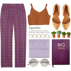 If you don't try, you'll never know. Ever by miss-magali-mnms on Polyvore featuring Miu Miu, Charlotte Russe, Pineider, ASOS, Linda Farrow and Sloane Stationery
