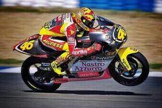 Rossi aprilia 250