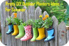 DIY Outdoor Ideas | Outdoor DIY Lighting Ideas For Your Porch, Garden, Or Backyard 5 DIY ...