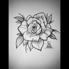 Old rose .