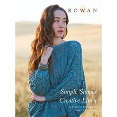 Simple Shapes Creative Linen by Rowan