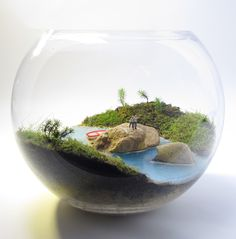 Petite Green - We create miniature worlds