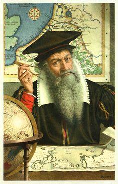 Gerardus Mercator (1